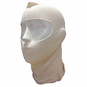 Disposable Hood,Cream,Universal,PK12