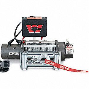WINCH M8000 12V ROLLER