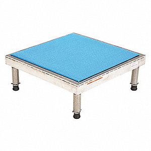 TABLE POST HYD FOOT PUMP 24 X 36 3K