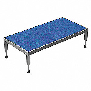 TABLE POST HYD FOOT PUMP 30 X 36 4K