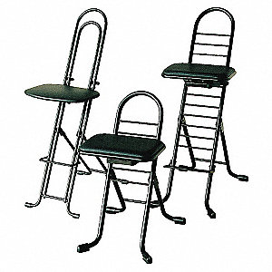 CHAIR ERGONOMIC 14X21 SEAT 13-26H