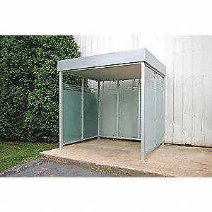 SHELTER SMOKING DELUXE 10-12 PERSON