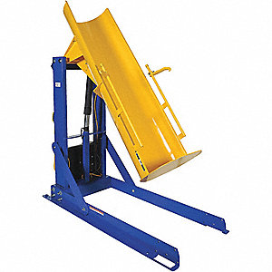 DRUM DUMPER 4FT DUMP HT 1500 LB CAP