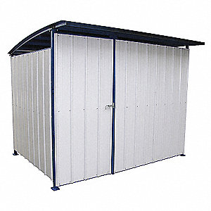 SHED MULTI DUTY WITH FRONT DOORS