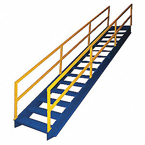 STAIRWAY MODULAR 12-STEP 1K CAP