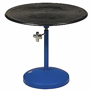 TURNTABLE KNOB PEDESTAL 24DX21-32H
