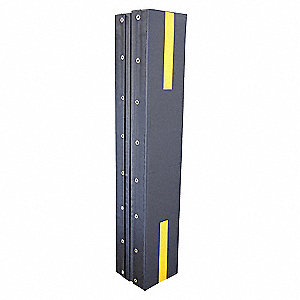 STRUCTURAL COLUMN PAD SQUARE 4 IN