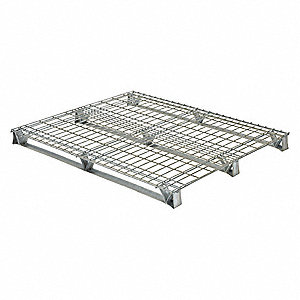 PALLET WIRE GALVANIZED 40IN X 48IN