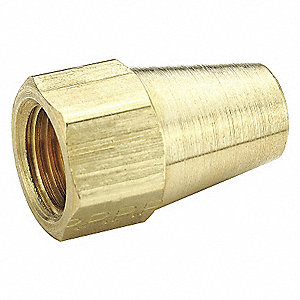 BRASS LONG NUT