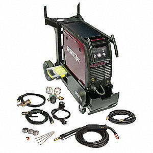 Multiprocess Welder, Fabricator 3-in-1 211i Series, Input Voltage: 115V & 208, 230V, MIG, DC TIG, St