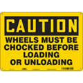 "Vehicle or Driver Safety, Caution, Plastic, 10"" x 14"", With Mounting Holes, Not Retroreflective"