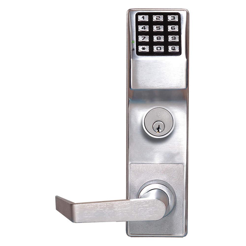 Electronic Keyless Lock, 2-3/4