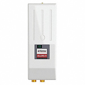 Bon EEMAX 120V Undersink Electric Tankless Water Heater, 3500 Watts, 29 Amps   Water  Heaters   481R29|AM004120T   Grainger