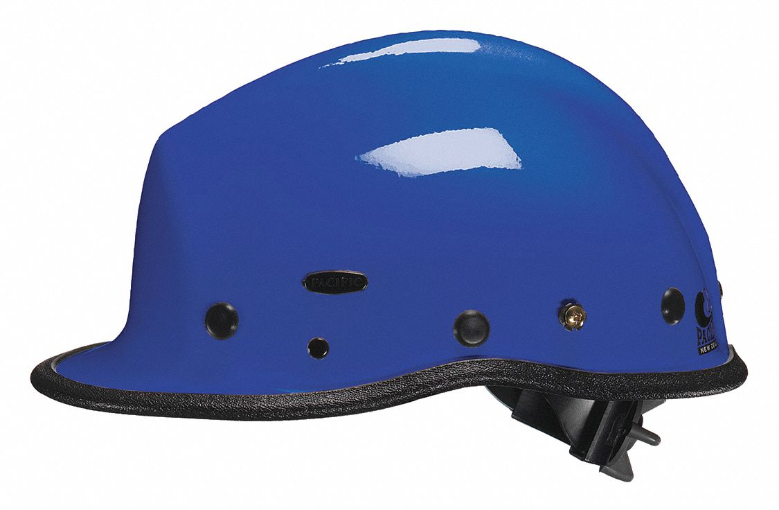 Blue Rescue Helmet, Shell Material: Kevlar(R) Composite, Yes Suspension, Fits Hat Size: One Size Fit