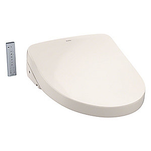 Surprising Elongated Bidet Toilet Seat Type Closed Front Type Includes Cover Yes Beige Theyellowbook Wood Chair Design Ideas Theyellowbookinfo
