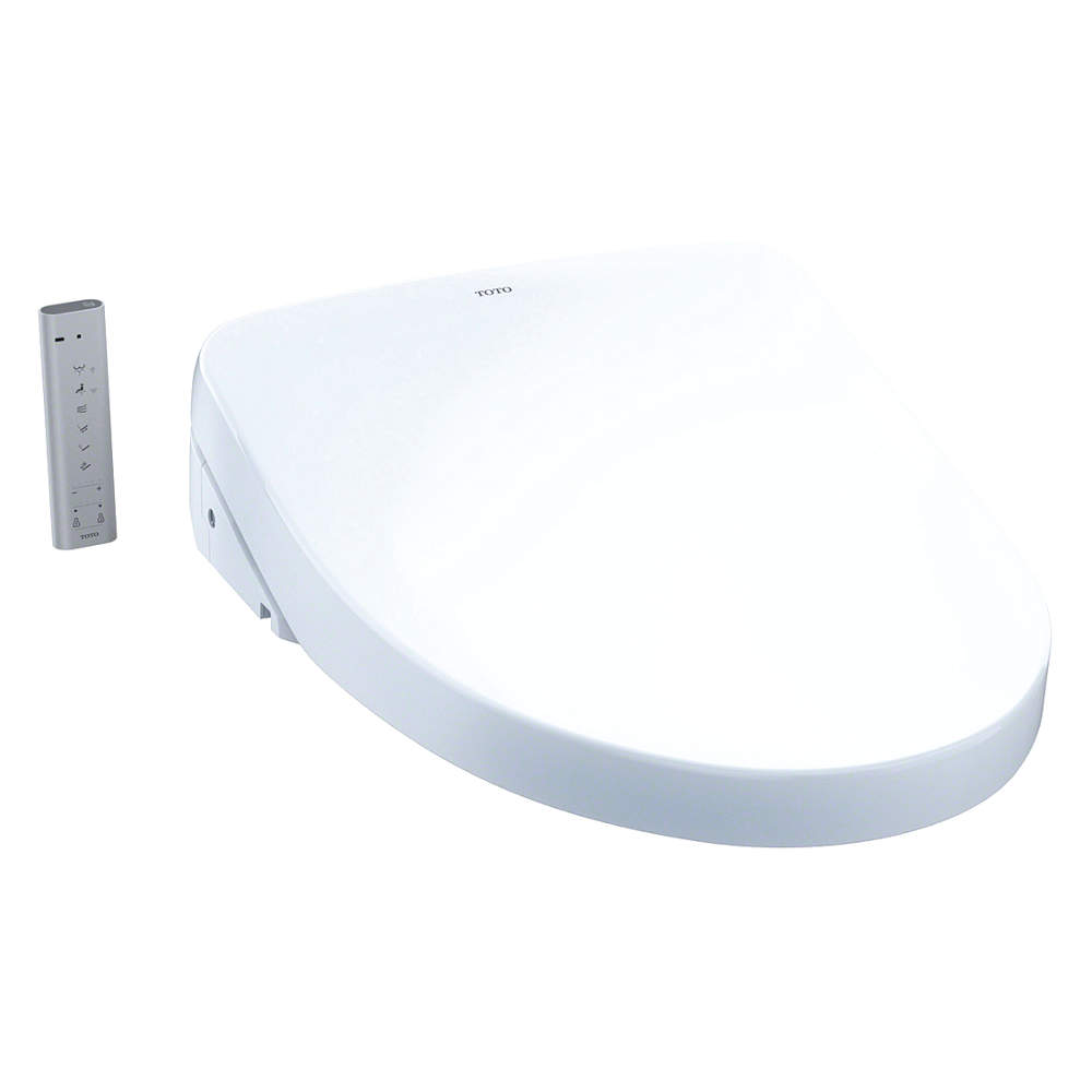 Peachy Elongated Bidet Toilet Seat Type Closed Front Type Includes Cover Yes White Alphanode Cool Chair Designs And Ideas Alphanodeonline