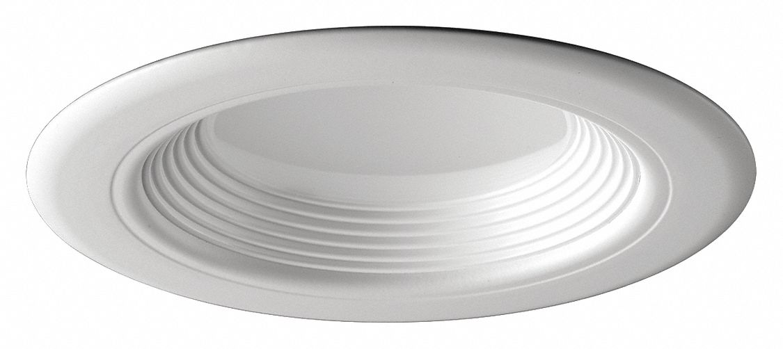 4 in LED Recessed Down Light for New Construction, Non-IC Rated, 8.9 Max Wattage, 3,000 K Color