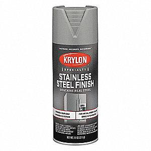 Krylon Spray Paint In Stainless