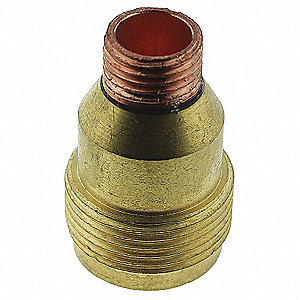 Gas Lens Collet Body, 1/8 In,PK2