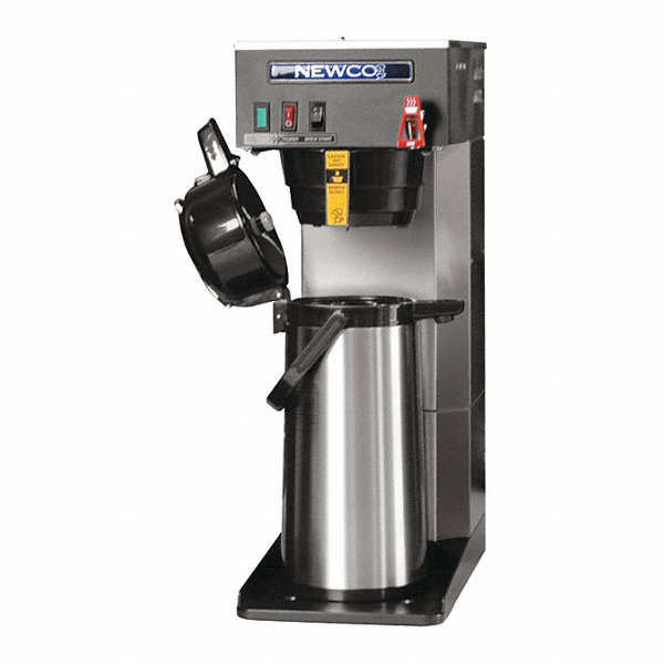 NEWCO COFFEE 4 Gal. Stainless Steel Automatic Electric