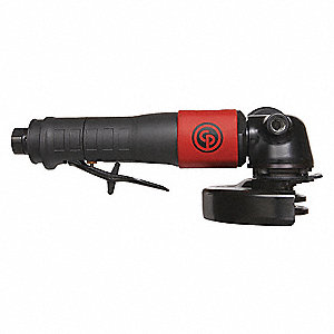 ANGLE GRINDER,4-1/2 IN. DIA.,3/8 IN.-24