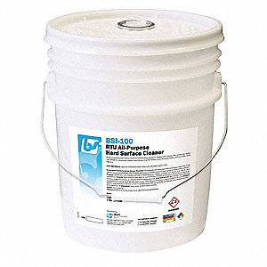 5 gal. Hard Surface Cleaner, 1 EA