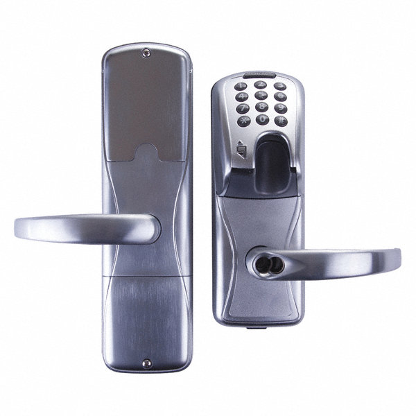 Schlage Electronics Cylindrical Lock Nonhanded 48fy77