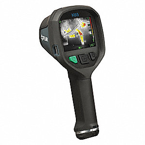 Firefighter Infrared Camera, -4° to 1202° Temp. Range, Focus Range: 0.84m to Infinity