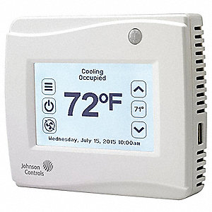 Thermostat,9In,4Out,Sensor Yes,Dehum Yes