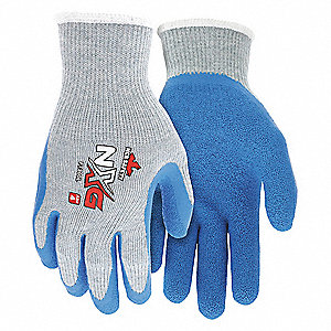 Coated Gloves,  S/7,  1 PR