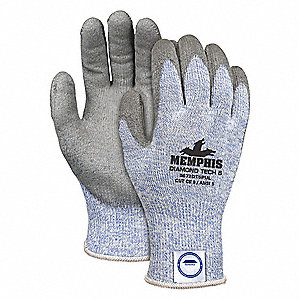 GLOVE,DYNEEMA/DIAMOND,GRAY,L