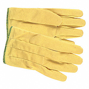 GLOVE,YELLOW,SLIP-ON