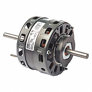 1/6, 1/12, 1/15 HP Condenser Fan Motor, Shaded Pole, 1050 Nameplate RPM, 208/230 Voltage