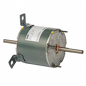 Permanent Split Capacitor Condenser Fan Motor, 1/6, 1/8, 1/10 HP, 1601-1700 RPM Range 115V, CW/CCW