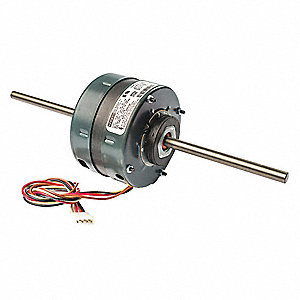 Condenser Fan Motor, Permanent Split Capacitor, General Electric OEM Replacement Brand, 1- Phase, 1/