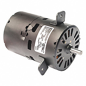 Condenser Fan Motor, Shaded Pole, Jenn Air OEM Replacement Brand, 1- Phase, 1/15 HP