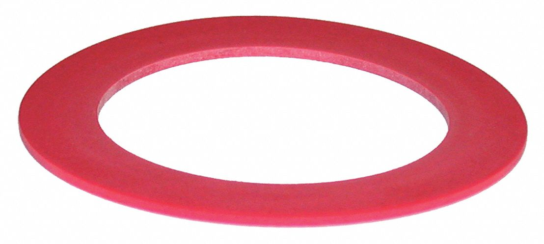 Flush Valve Seal,  Fits Brand Mansfield,  For Use With 2 in Mansfield 210 and 211 Flush Valves