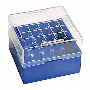 Freezer Box,Blue,PK10