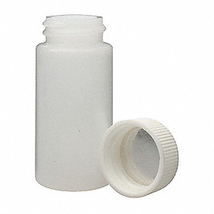 HDPE Sample Vial 1000PK