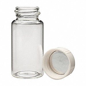 Type I Borosilicate Glass Sample Vial 500PK