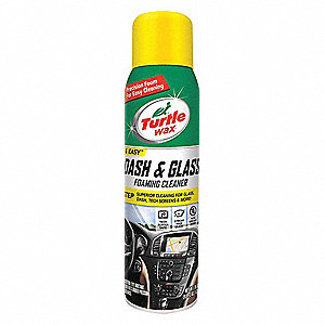 Dash and Glass Cleaner,19 oz,Wht