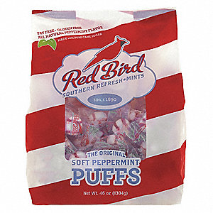 46 oz. Soft Peppermint Puffs; PK1
