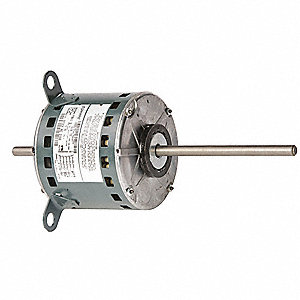 Direct Drive Blower Motor,1/2 HP,2.9 A