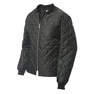 QUILTED FREEZER JACKET
