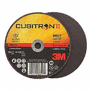 WHEEL CUT-OFF CUII T1 4X.035X1/4