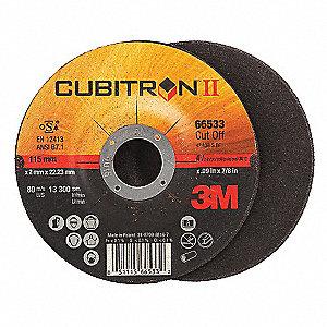 WHEEL CUT-OFF CUII T27 4.5X.09X7/8