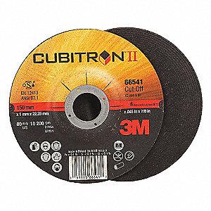 WHEEL CUT-OFF CUII T27 6X.045X7/8