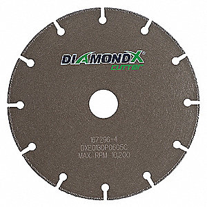 WHEEL CUT-OFF DIA 6X.050X7/8 T1