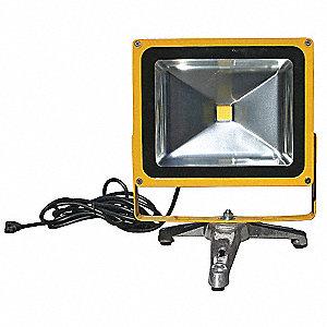 FLOODLIGHT 30W LED W/FL STAND