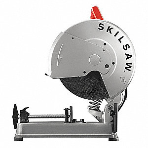 "Chop Saw, 14"" Blade Dia., 1"" Arbor Size,  120 Voltage"